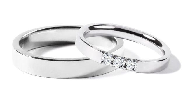 Vyberte vhodný materiál pro váš prsten