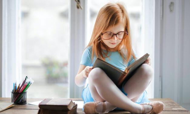 Proč by se měly děti učit anglicky