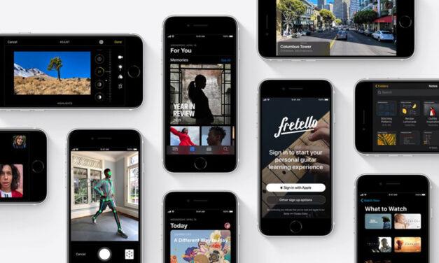 Recenze: iPhone SE 2020