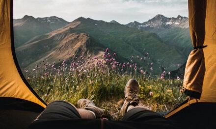 Jak vybrat stan: na kempování i hory