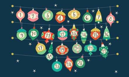Adventní kalendář jak ho možná neznáte
