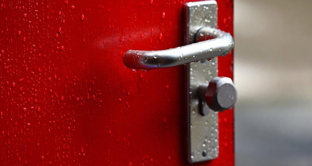 Jak vybrat zámek do dveří