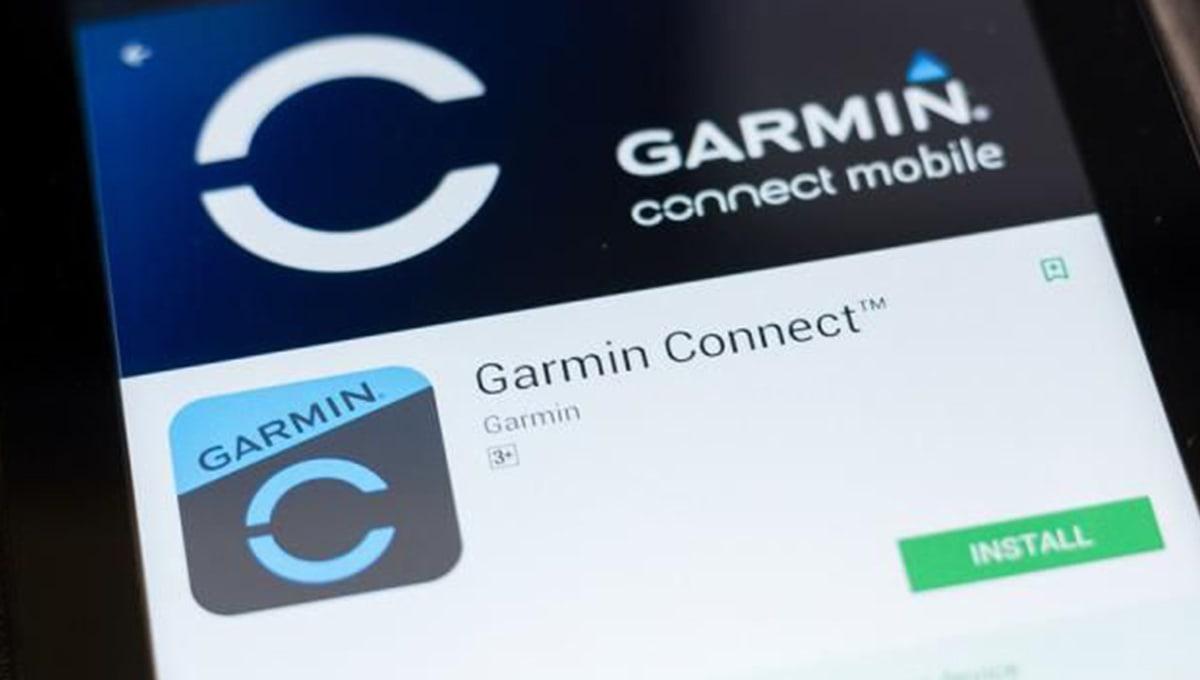 Garmin-connect