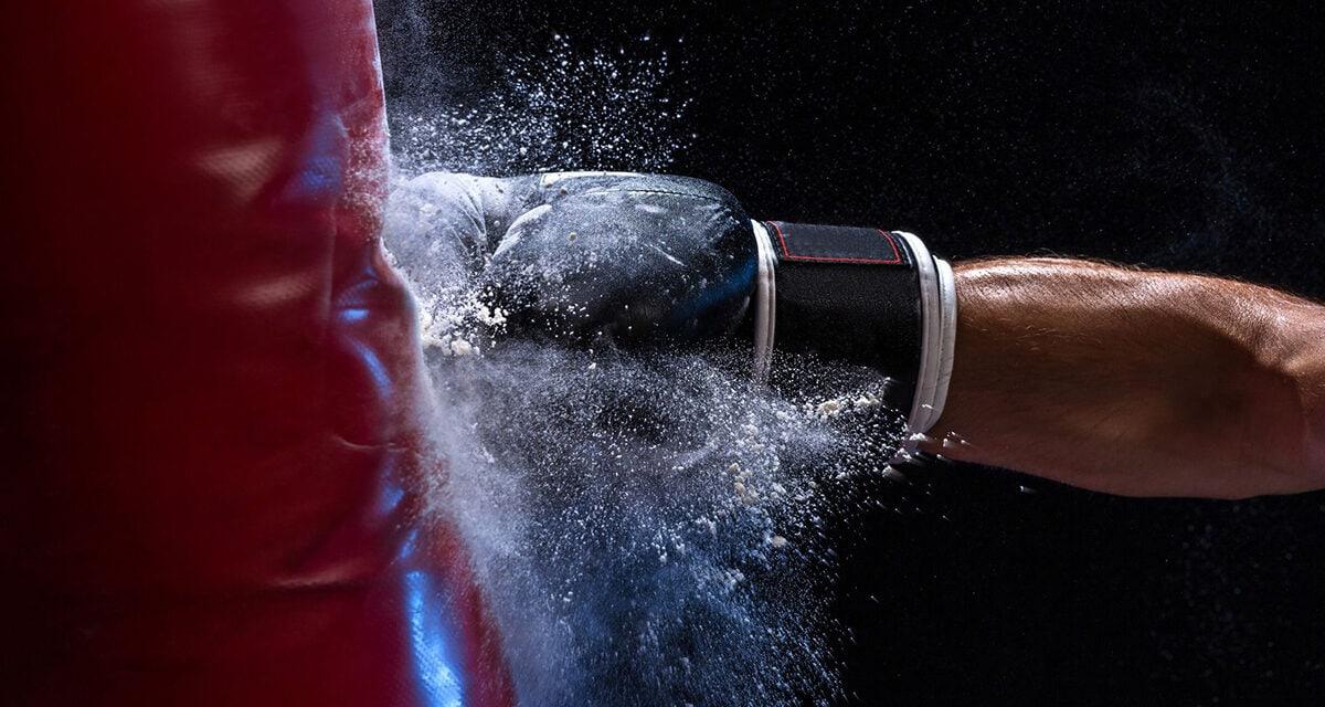 Zbavte se stresu a zlepšete si fyzičku díky boxu. Jak vybrat boxovací pytel?