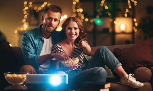 Jak vybrat projektor pro domácí kino?