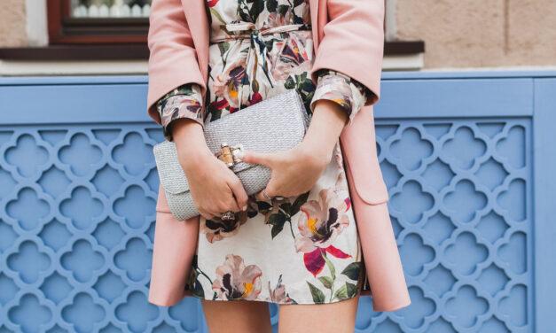 Dámské módní trendy na jaro 2021