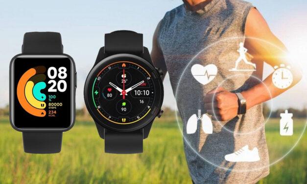 Chytré hodinky Xiaomi: Srovnání modelů