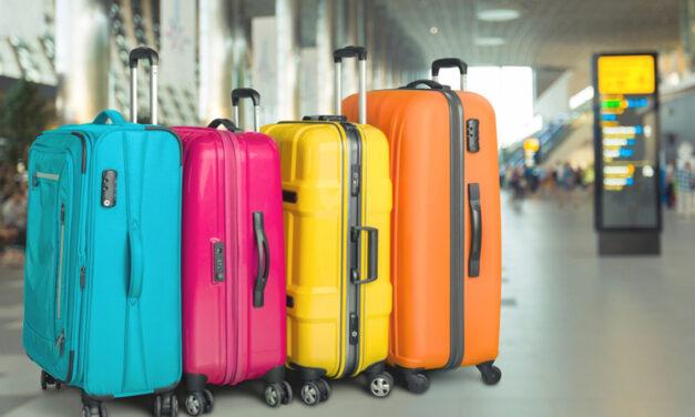 Jak vybrat kufr: Tipy, doporučení a FAQ