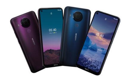 RECENZE Nokia 5.4 – Jednoduchost a styl