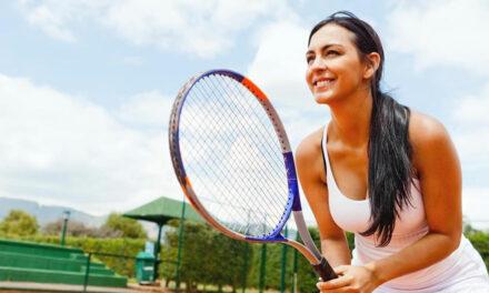 Jak vybrat tenisovou raketu pro dokonalé údery