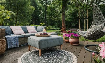 Jak vybrat zahradní nábytek